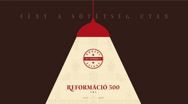 Reformáció 500 Emléknap