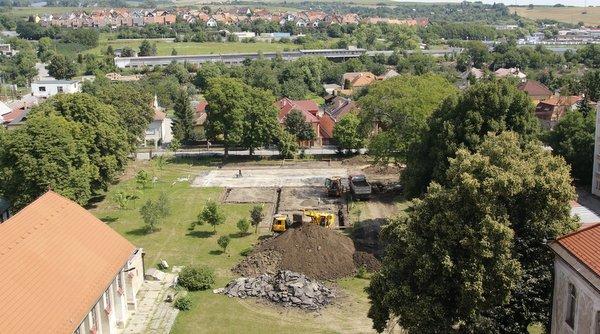 Rimaszombatban is elindult az óvoda építése