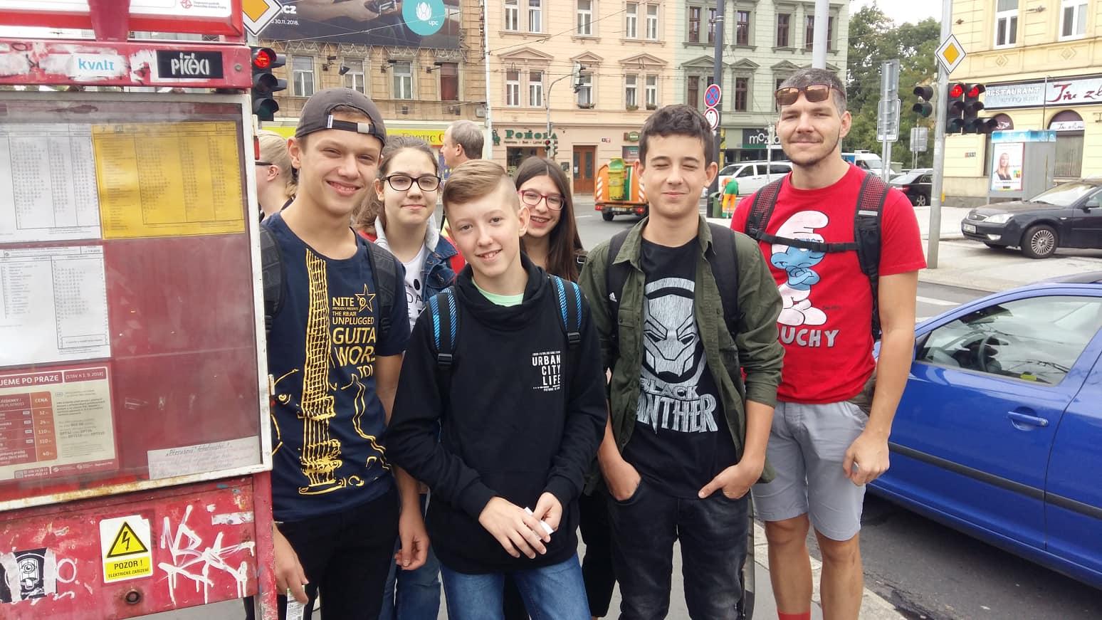 Konfirmandus-találkozó Prága 2018